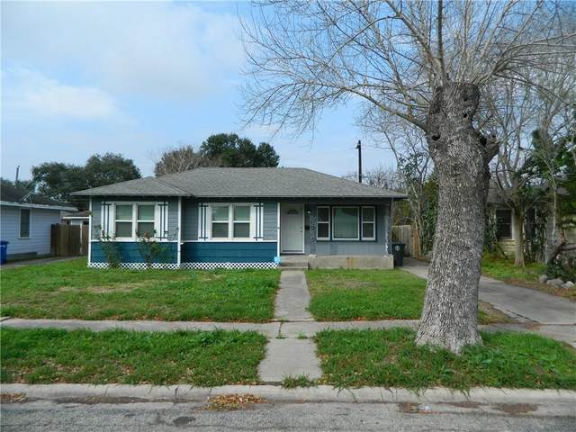 4109 Markins Drive, Corpus Christi, TX 78411 (MLS #377161) :: South Coast Real Estate, LLC