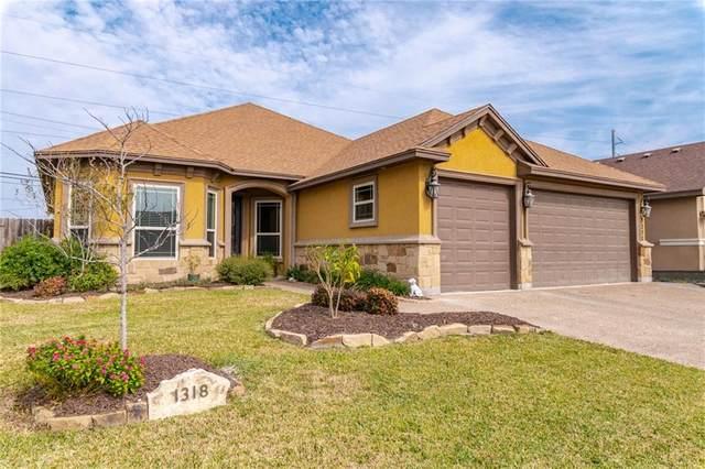 1318 Keenland, Corpus Christi, TX 78418 (MLS #377163) :: South Coast Real Estate, LLC