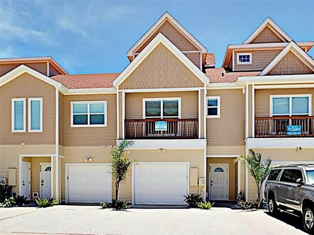 1813 S Eleventh Street #603, Port Aransas, TX 78373 (MLS #377203) :: RE/MAX Elite Corpus Christi