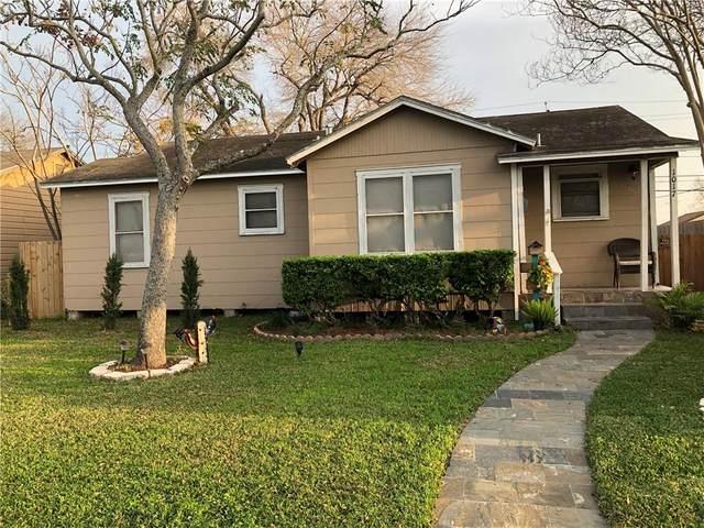 1017 Anderson Street, Corpus Christi, TX 78411 (MLS #377226) :: KM Premier Real Estate