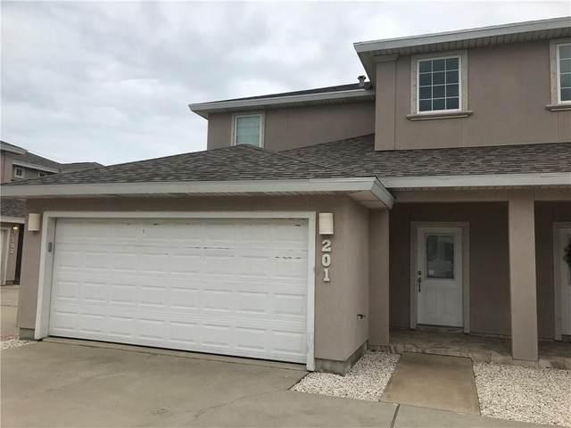 15118 Leeward Drive #201, Corpus Christi, TX 78418 (MLS #377236) :: KM Premier Real Estate