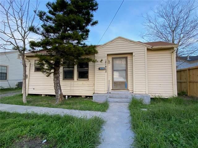 1442 17th Street, Corpus Christi, TX 78404 (MLS #377270) :: RE/MAX Elite Corpus Christi