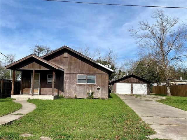 109 Burton Street, Woodsboro, TX 78393 (MLS #377308) :: RE/MAX Elite | The KB Team