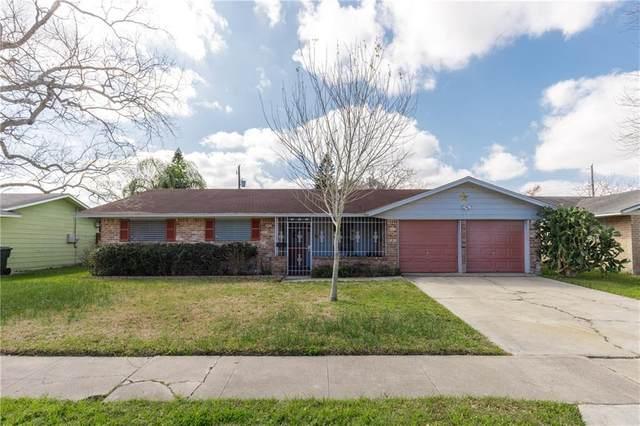 3609 Panama Drive, Corpus Christi, TX 78415 (MLS #377369) :: South Coast Real Estate, LLC