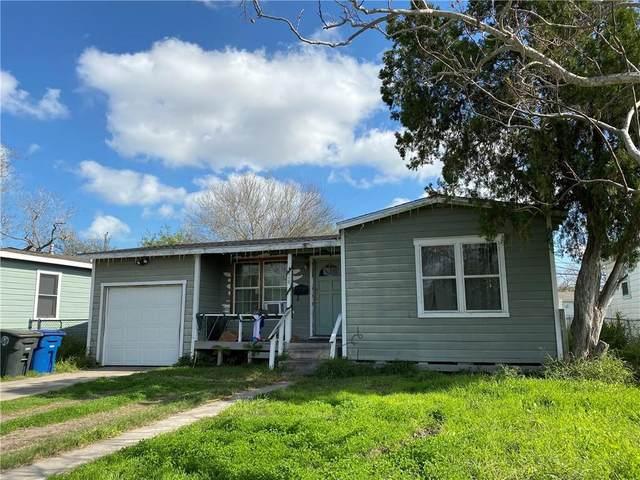 4818 Johnston Drive, Corpus Christi, TX 78415 (MLS #377384) :: South Coast Real Estate, LLC