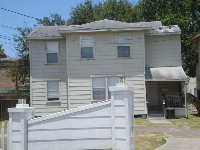 3412 Denver Avenue B, Corpus Christi, TX 78411 (MLS #377488) :: South Coast Real Estate, LLC
