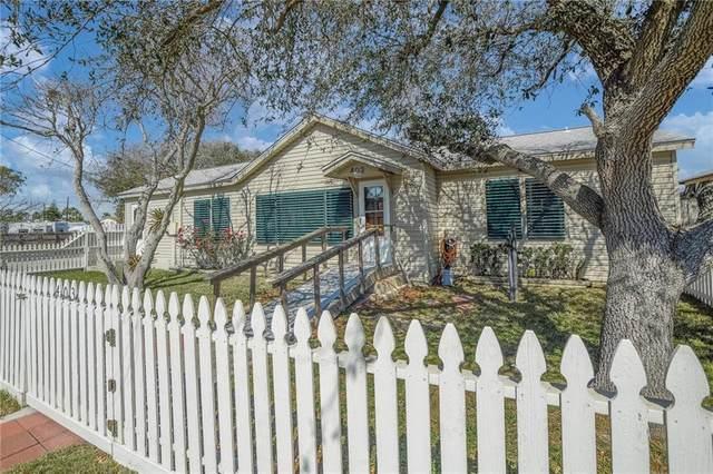 403 E White Avenue, Port Aransas, TX 78373 (MLS #377544) :: South Coast Real Estate, LLC