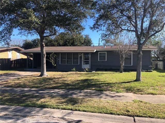 1106 Stratton Drive, Corpus Christi, TX 78412 (MLS #377642) :: South Coast Real Estate, LLC