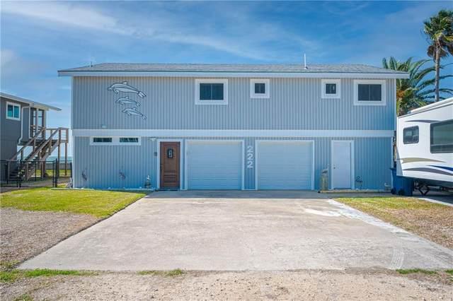 222 Bayshore Drive, Ingleside On The Bay, TX 78362 (MLS #377663) :: South Coast Real Estate, LLC