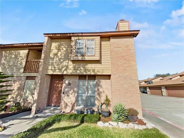 7130 Everhart #28, Corpus Christi, TX 78413 (MLS #377709) :: South Coast Real Estate, LLC