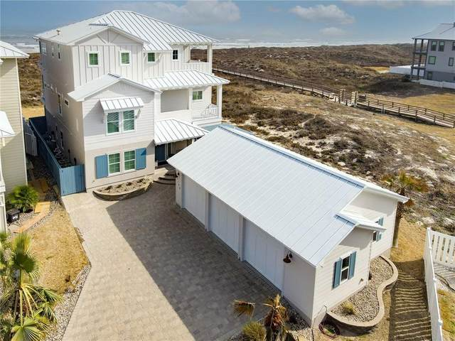 8109 Beach Break Drive, Port Aransas, TX 78373 (MLS #377770) :: RE/MAX Elite Corpus Christi