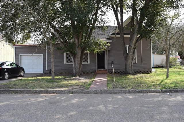 209 E Fordyce Street E, Kingsville, TX 78363 (MLS #377862) :: South Coast Real Estate, LLC