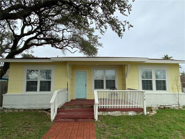 220 S Houston Street, Aransas Pass, TX 78336 (MLS #377888) :: KM Premier Real Estate