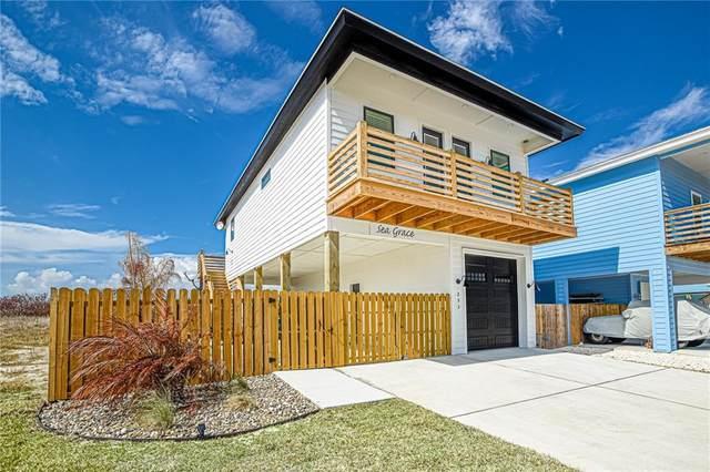 253 Port Lavaca, Port Aransas, TX 78373 (MLS #377959) :: South Coast Real Estate, LLC