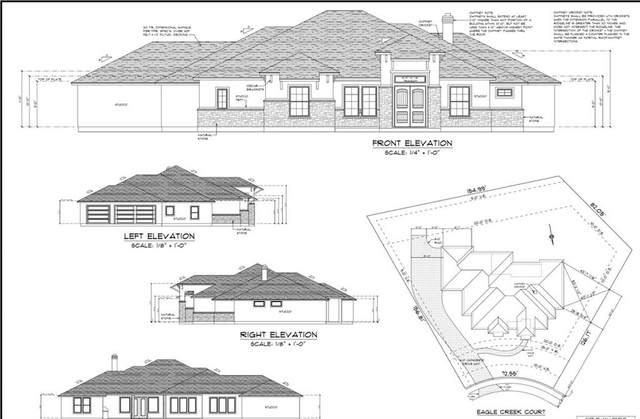 701 Eagle Creek Court, Corpus Christi, TX 78415 (MLS #377976) :: South Coast Real Estate, LLC