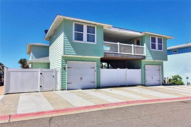 2525 S 11th Street #67, Port Aransas, TX 78373 (MLS #377977) :: South Coast Real Estate, LLC
