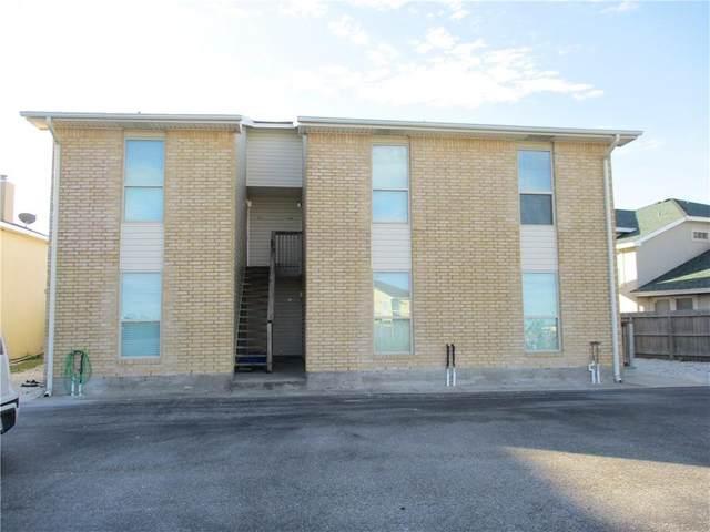 13997 Fortuna Bay Drive #201, Corpus Christi, TX 78418 (MLS #378005) :: South Coast Real Estate, LLC