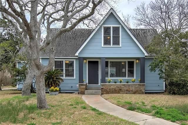 301 Canterbury Drive, Corpus Christi, TX 78412 (MLS #378007) :: South Coast Real Estate, LLC