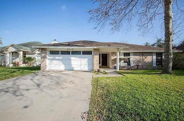 6910 Dundee Drive, Corpus Christi, TX 78413 (MLS #378010) :: KM Premier Real Estate