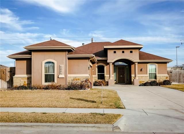 2001 Chesapeake Bay Drive, Portland, TX 78374 (MLS #378012) :: South Coast Real Estate, LLC