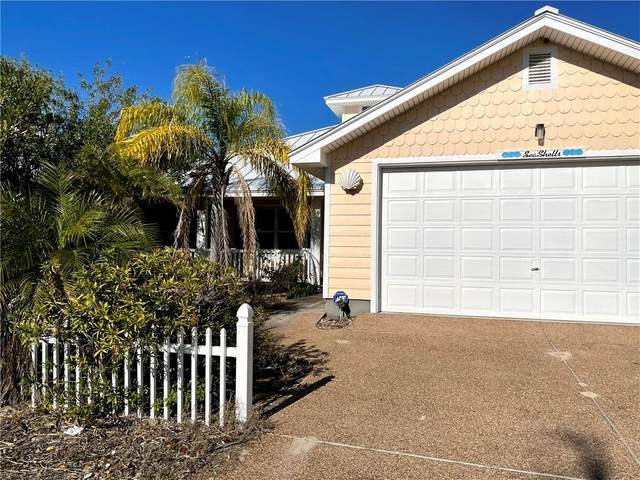 155 Mustang Royale, Port Aransas, TX 78373 (MLS #378019) :: South Coast Real Estate, LLC