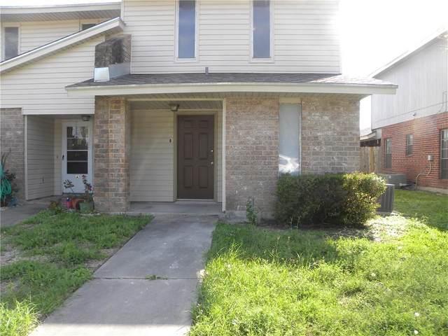 4221 Walnut Hills Drive B, Corpus Christi, TX 78413 (MLS #378028) :: KM Premier Real Estate