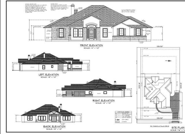 705 Buffalo Creek Court, Corpus Christi, TX 78415 (MLS #378048) :: South Coast Real Estate, LLC