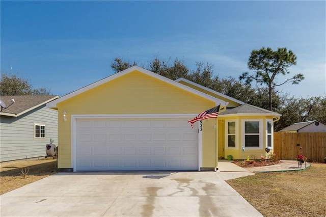 1933 Admiral Lane, Aransas Pass, TX 78336 (MLS #378093) :: RE/MAX Elite Corpus Christi