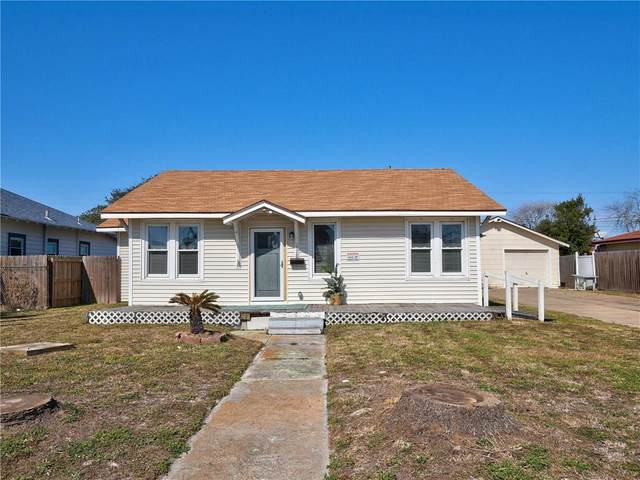 128 N Rife Street, Aransas Pass, TX 78336 (MLS #378122) :: South Coast Real Estate, LLC