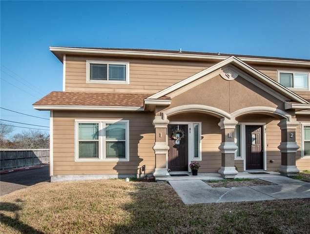 7252 The Mansions Drive H-1, Corpus Christi, TX 78414 (MLS #378145) :: RE/MAX Elite Corpus Christi