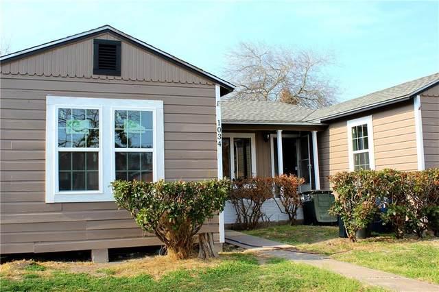 1034 Mcclendon Street, Corpus Christi, TX 78404 (MLS #378150) :: South Coast Real Estate, LLC