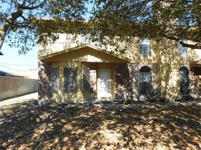 4010 Oak Bay Drive A, Corpus Christi, TX 78413 (MLS #378162) :: KM Premier Real Estate