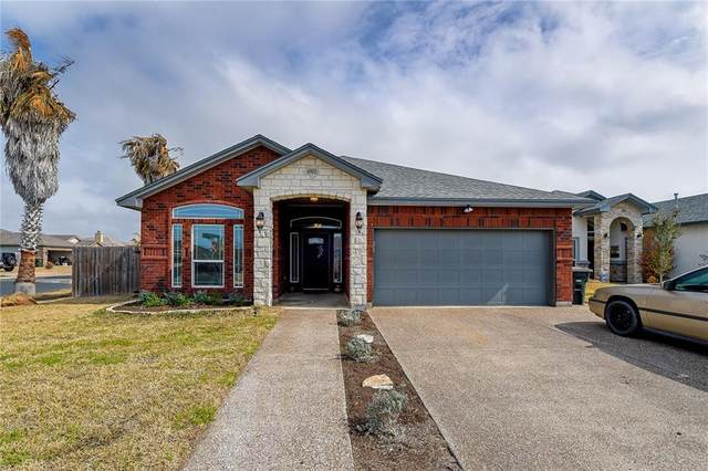 6902 W Wind, Corpus Christi, TX 78413 (MLS #378215) :: RE/MAX Elite | The KB Team