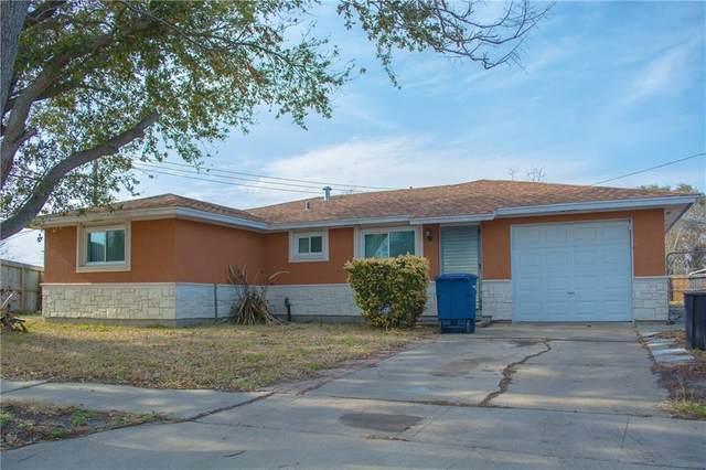 2049 Rockford Drive, Corpus Christi, TX 78416 (MLS #378261) :: South Coast Real Estate, LLC