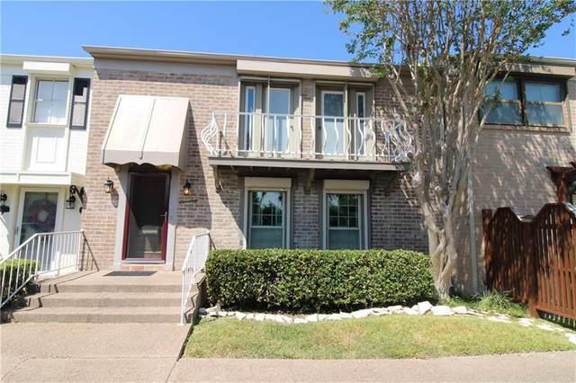 17 Rock Creek Drive #17, Corpus Christi, TX 78412 (MLS #378278) :: RE/MAX Elite Corpus Christi