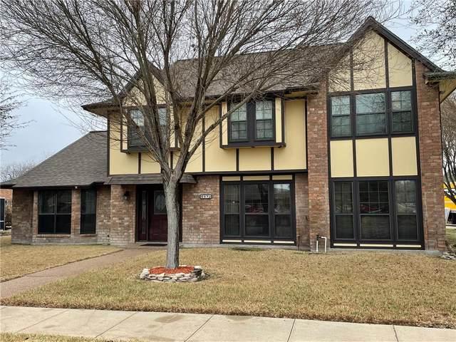 407 Alazan Drive, Portland, TX 78374 (MLS #378308) :: South Coast Real Estate, LLC