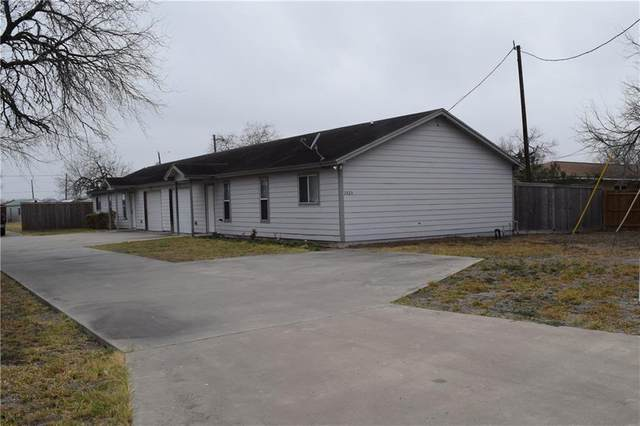1525 S 7th Street S, Kingsville, TX 78363 (MLS #378350) :: RE/MAX Elite Corpus Christi