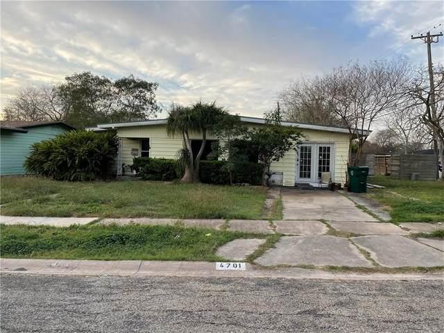 4701 Jarvis Street, Corpus Christi, TX 78412 (MLS #378369) :: RE/MAX Elite | The KB Team