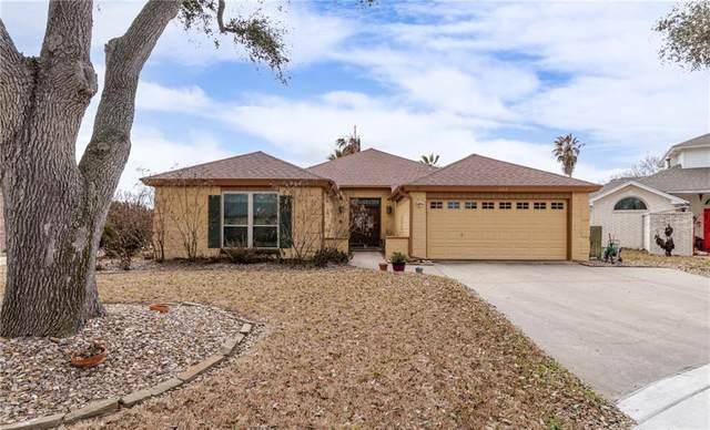 202 Sandpiper Drive, Portland, TX 78374 (MLS #378397) :: South Coast Real Estate, LLC