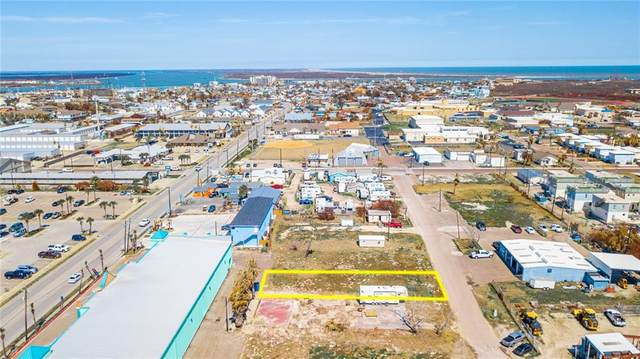 418 S 9th Street, Port Aransas, TX 78373 (MLS #378421) :: RE/MAX Elite Corpus Christi