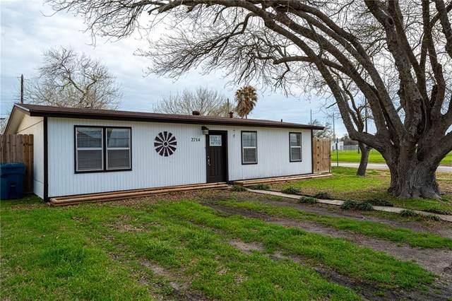 2714 Houghton Avenue, Ingleside, TX 78362 (MLS #378426) :: South Coast Real Estate, LLC