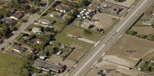 5437 Kostoryz, Corpus Christi, TX 78415 (MLS #378488) :: South Coast Real Estate, LLC