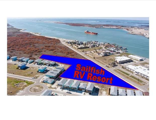 16 Sailfish Drive, Port Aransas, TX 78373 (MLS #378522) :: South Coast Real Estate, LLC