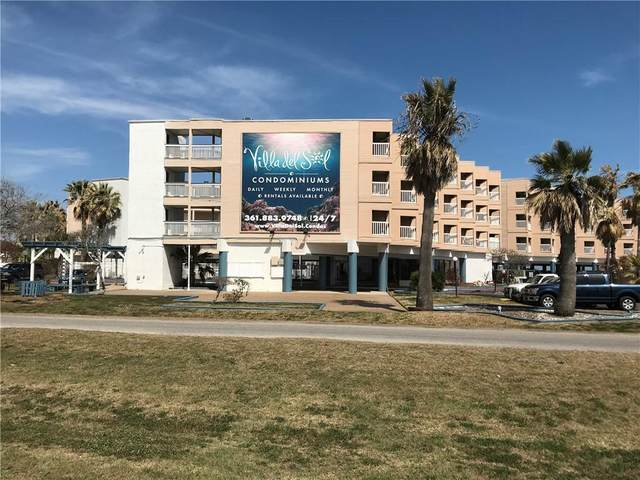 3938 Surfside Boulevard #2214, Corpus Christi, TX 78402 (MLS #378540) :: RE/MAX Elite | The KB Team