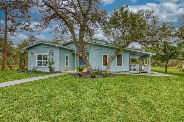 1120 W Rhodes Avenue, Aransas Pass, TX 78336 (MLS #378589) :: South Coast Real Estate, LLC
