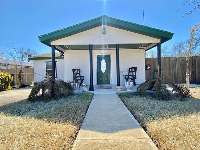 205 W B Avenue, Kingsville, TX 78363 (MLS #378688) :: RE/MAX Elite | The KB Team