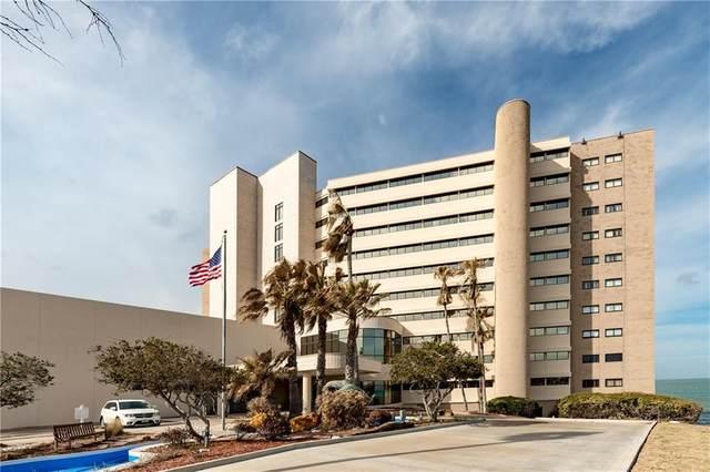 4350 Ocean Drive #404, Corpus Christi, TX 78412 (MLS #378839) :: RE/MAX Elite | The KB Team