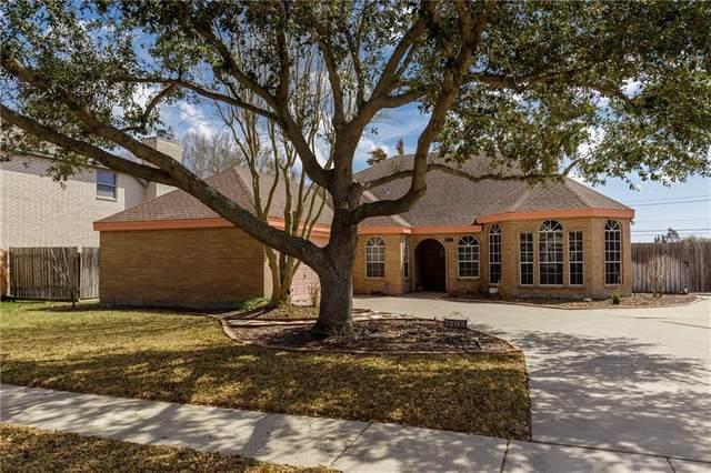 7702 Odessa Drive, Corpus Christi, TX 78413 (MLS #378847) :: South Coast Real Estate, LLC