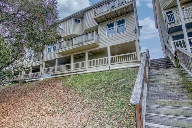 4401 River Valley Drive #1201, Corpus Christi, TX 78410 (MLS #378910) :: KM Premier Real Estate