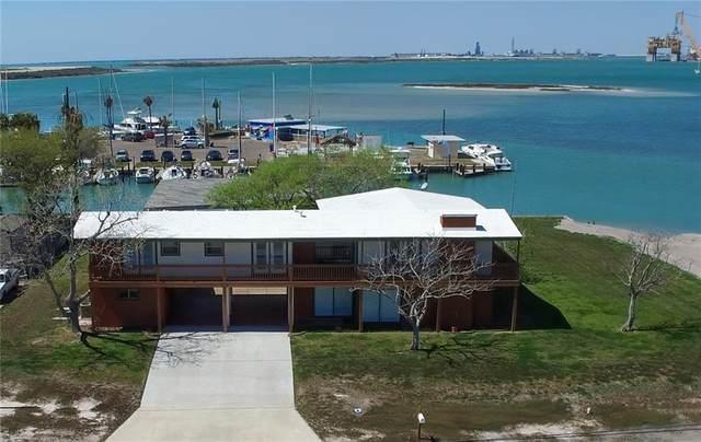 473 Woodhaven Drive, Ingleside On The Bay, TX 78362 (MLS #379036) :: RE/MAX Elite Corpus Christi